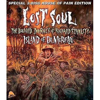 Lost Soul: Doomed Journey of Richard Stanley's [BLU-RAY] USA import