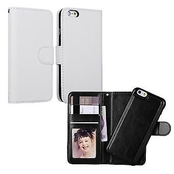 Iphone 7/8-Wallet caso/Magnet Shell