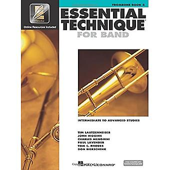 Essential Technique 2000: Trombone