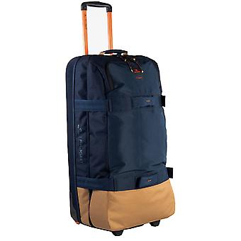 Rip Curl F-Light Global Hyke Wheeled Luggage in Navy