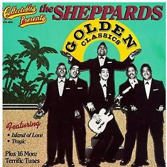 Sheppards - Golden Classics [CD] USA import