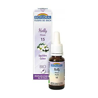 Orgaaninen holly 20 ml kukka eliksiiri