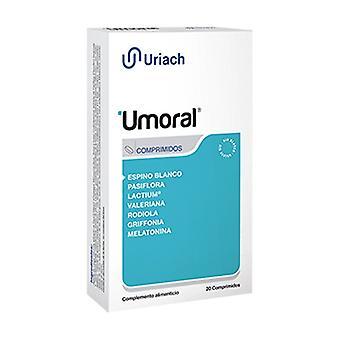 Umoral 20 tablets