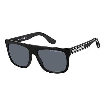 Marc Jacobs Marc 357/S 807/IR Black/Grey Sunglasses