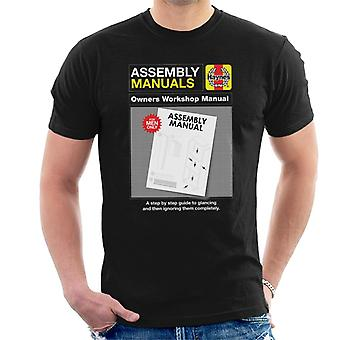 Haynes Assembly Manuals Owners Workshop Manual Men's T-Shirt