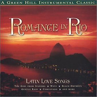 Jack Jezzro - Romance in Rio [CD] USA import