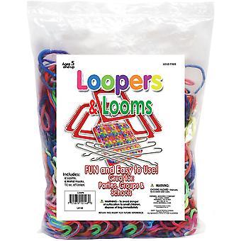 Loopers & Looms 6/Pkg-
