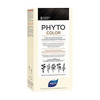 Phytocolor 3 Dark Chestnut 1 unit