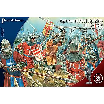 Perry Miniatures Agincourt Foot Knights