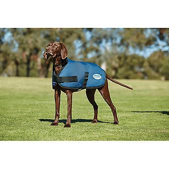 Weatherbeeta Comfitec Classic Dog Coat - Dark Blue