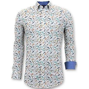 Shirts Digital Print - White