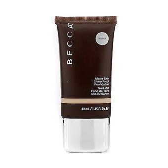 Becca Matte Skin Shine Proof Foundation - # Noisette 40ml/1.35oz