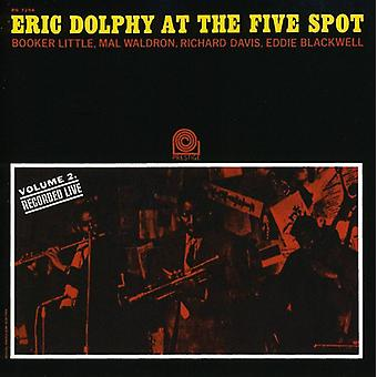 Dolphy, Eric with Booker Little - Dolphy, Eric with Booker Little: Vol. 2-at the Five Spot [CD] USA import
