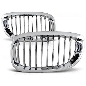 Grill BMW E46 04 03 - 2006 COUPE CHROME