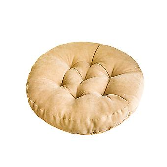 Thicker soft round cushion, cushion armchair booster cushion can be used for sofa balcony garden