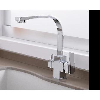 Filter Kitchen Faucet Drinking Water Single-hole Black Hot And Cold Pure Water