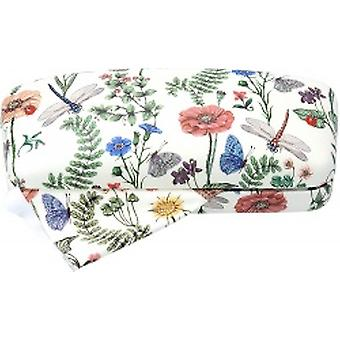 Gisela Graham Floral Design Glasses Case