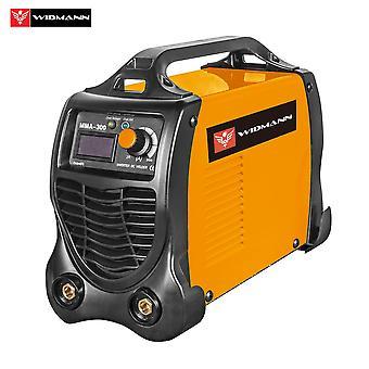 Widmann MMA-300: Máquina de soldadura inverter IGBT amarilla