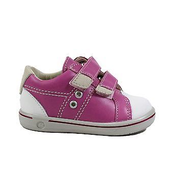 Ricosta Nippy 2623000-341 rosa läder flickor Rip tape skor