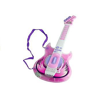 Elektromos toy gitár hangokkal
