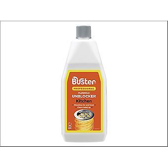 Buster Pro Kitchen Unblocker 1L 06147/A