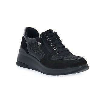 Enval soft leol black shoes