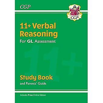 Novo 11 + GL verbal livro de estudo de raciocínio (com os pais ' Guide & Online Edition)