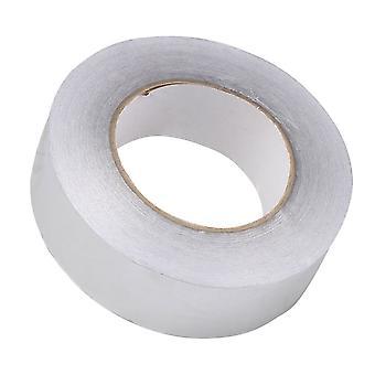 Anti-Aging Flame Resistant Aluminum Foil Tape 80-120��C 4cmx 50m x0.008cm