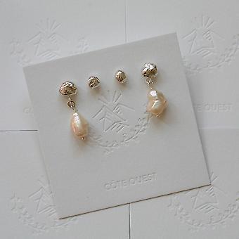 Kolczyki z pereł