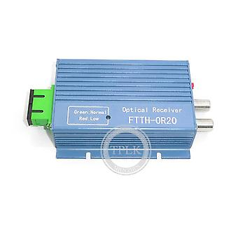 Ftth Catv Dx Sc Apc Receiver Agc Duplex Fiber Optical Receiver