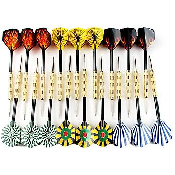 Professional Steel Tip Darts-  With Nice Flights