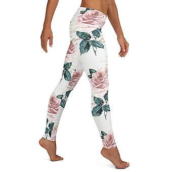Stijlvolle florale leggings