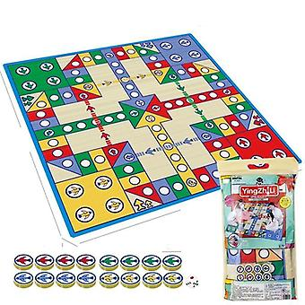 Chess Rug Travel Game Board