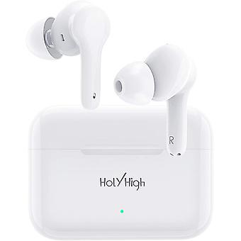 Wireless Headphones HolyHigh, Bluetooth Earphones In Ear 5.0 Sports Headphones, 30H Playtime