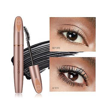 4d Silk Fiber Eyelash Cosmetics Mascara