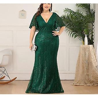 Evening Dresses Ever Pretty Mermaid Sequined