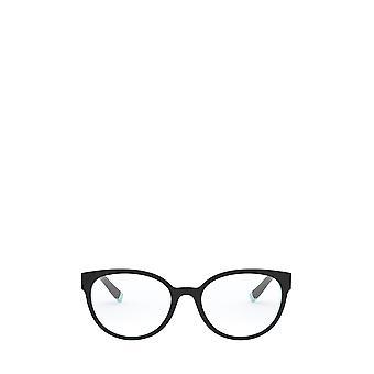 Tiffany TF2191 black on tiffany blue female eyeglasses