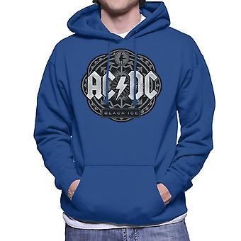 AC/DC Black Ice Men's Hooded Sweatshirt