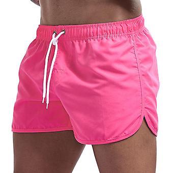 Men&s Badkläder Swim Beach Board Shorts Swimming Pants