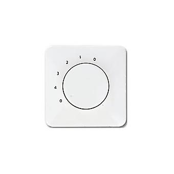 Wall control / wall switch for ceiling fan without lighting