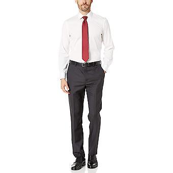 Brand - Buttoned Down Men's Xtra-Slim Fit Spread-Collar Stretch Poplin...