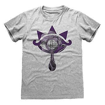 The Legend Of Zelda Unisex Adult Sheikah Eye T-Shirt