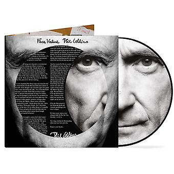 Collins,Phil - Nominale waarde [Vinyl] USA import
