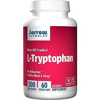 Jarrow Formulas L-Tryptophan 500mg Vegicaps 60