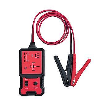 Klipsler otomatik teşhis aracı 12v ile araba akü denetleyicisi elektronik röle test cihazı