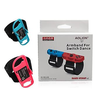 Arm Band, Wristband, Adjustable Strap, Nintendo Switch For Joy, Con Just Dance,