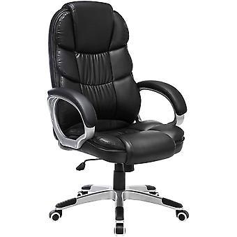HanFei Brostuhl Chefsessel Drehstuhl Computerstuhl SGS EN12520 Sitzhhenverstellung Büro Stuhl Stuhl