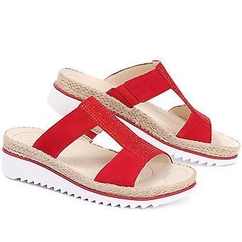 Gabor naisten Gabor Hooch slip-on sandaali