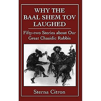 Why The Baal Shem Tov Laughed