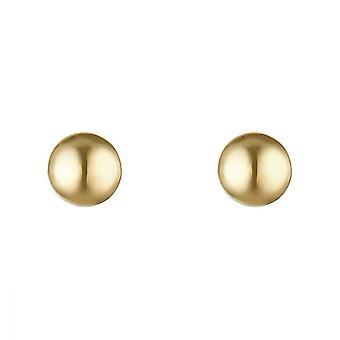 Ohrringe Gold Gelb 375/1000